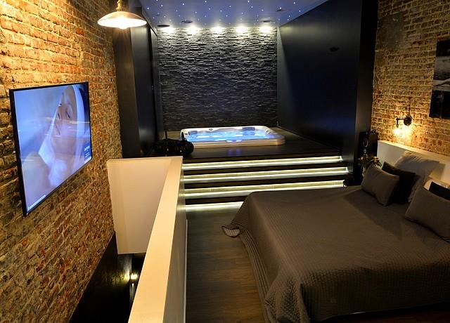 hotel et chambre avec jacuzzi privatif bruxelles esperance bien etre
