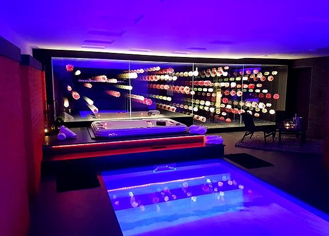 gite de luxe avec jacuzzi privatif province du luxembourg le bonzen