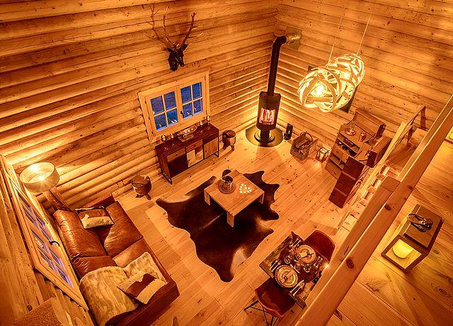 loft chalet avec jacuzzi privatif province luxembourg le sanglier amoureux