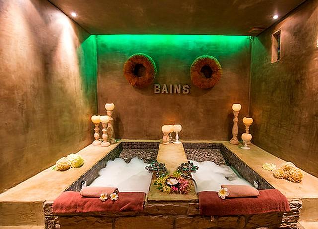 suite de luxe avec jacuzzi spa privatif luxembourg belgique esprit de nature les bains ardenne